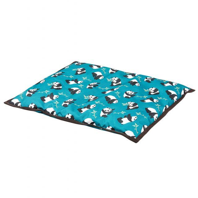 WeatherBeeta Patterned Pillow Dog Bed Panda Print
