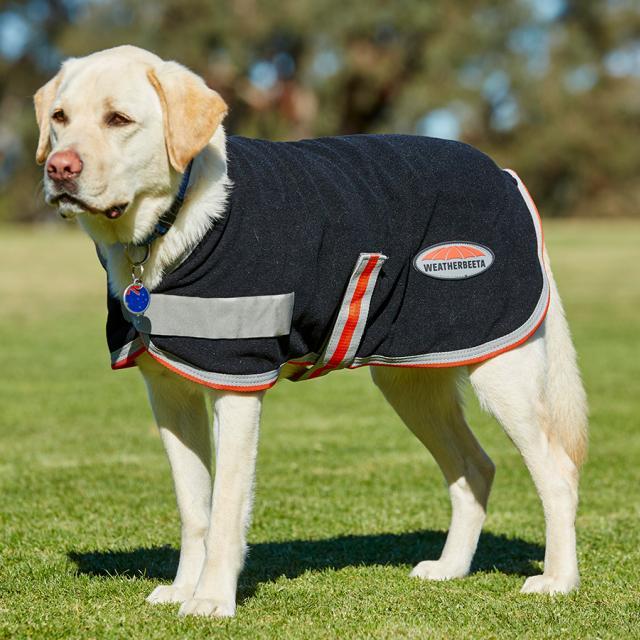 Weatherbeeta Fleece Dog Rug: NEW WEATHERBEETA THERAPY-TEC FLEECE DOG COAT