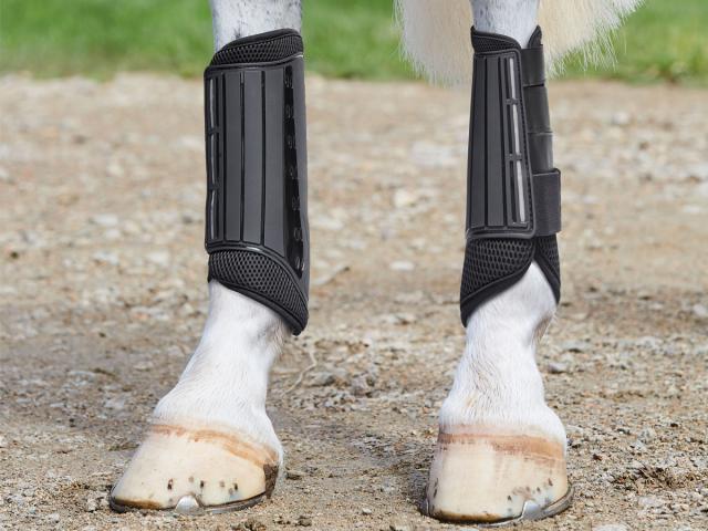 WeatherBeeta Eventing Hind Boots Black