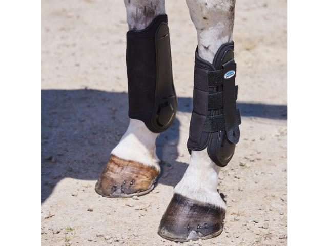 WeatherBeeta Flexi Shell Hind Cross Country Boots Black