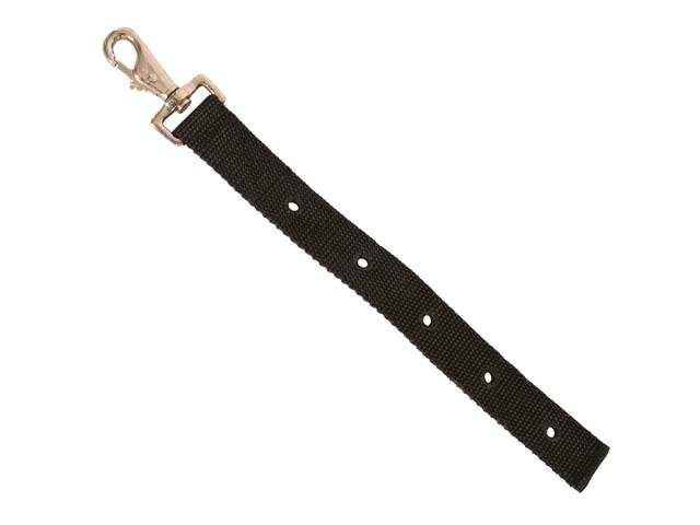 WeatherBeeta Quick Clip Front Chest Strap Black