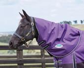 WeatherBeeta ComFiTec Plus Dynamic Neck Rug Medium Purple/Black