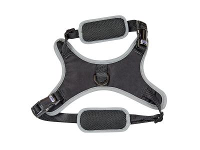 WeatherBeeta Elegance Dog Harness Black