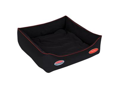 WeatherBeeta Therapy-Tec Dog Bed Black/Red
