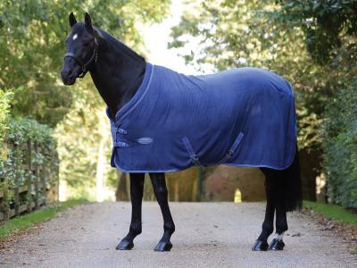 WeatherBeeta Cozi-Dri Cooler Standard Neck Blue/Grey